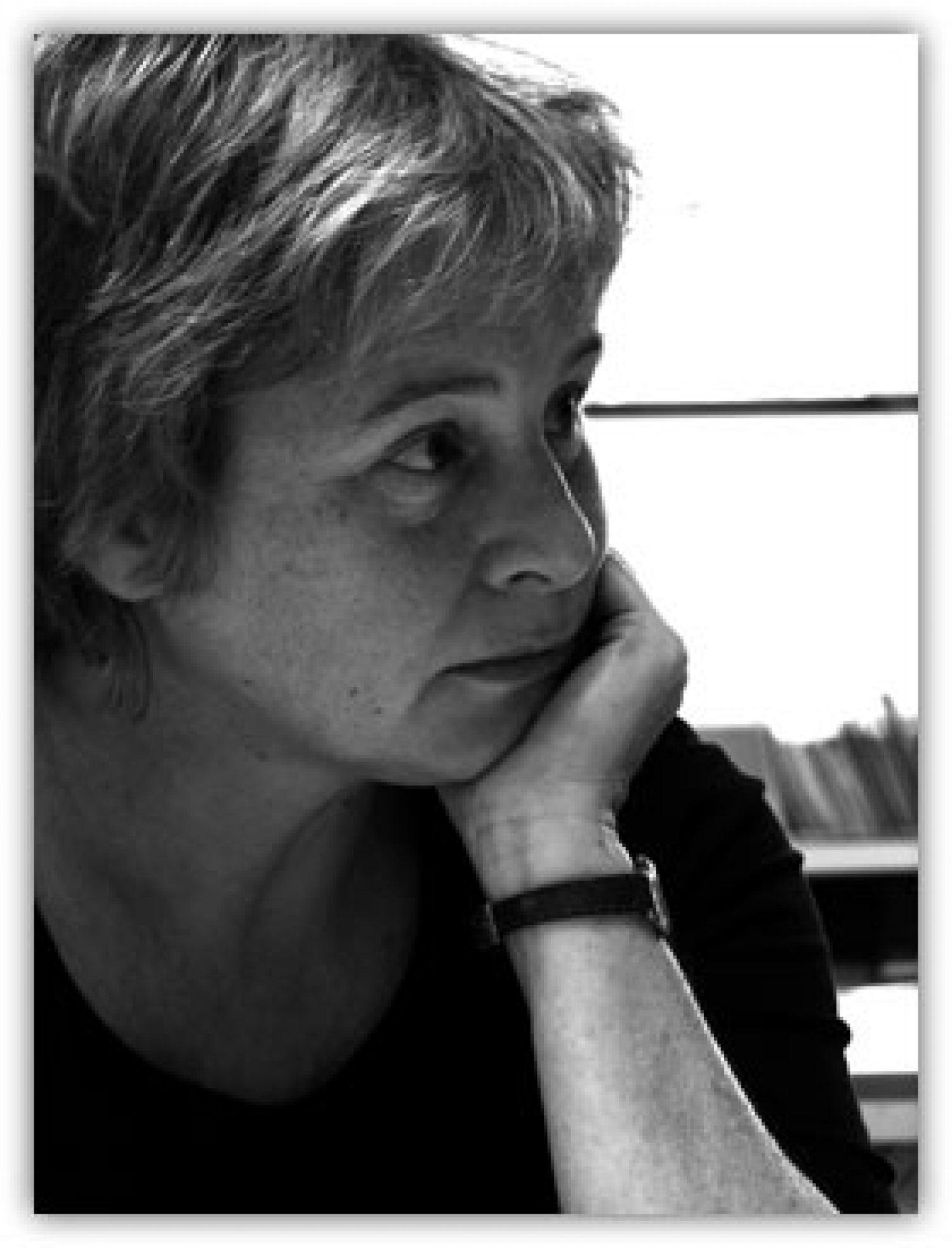 Visita de Jutta Bauer a la librería Rumor de Madrid